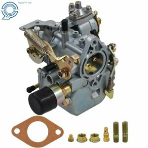 Carb Carburetor For Vw 34 Pict 3 12v Electric Choke 1600cc 113129031k Us