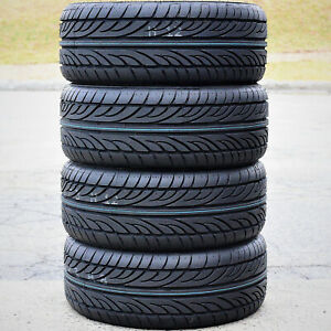 4 New Forceum Hena 215 45r17 Zr 91w Xl A s High Performance Tires