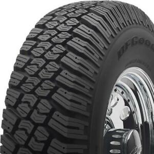 2 New Lt225 75r16 E Bf Goodrich Commercial Ta Traction 225 75 16 Tires T a