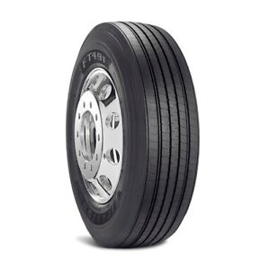 2 New Firestone Ft491 St255 70r22 5 Load H 16 Ply All Position Commercial Tires