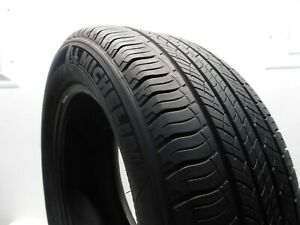Michelin Latitude Tour Hp Zero Pressure 255 55r18 109h Used Tire 2555518