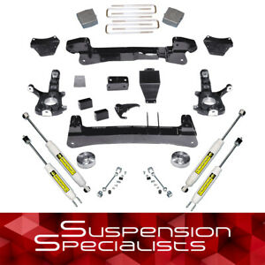 Superlift 6 Lift Kit Shocks For 1999 2006 Chevy Silverado Gmc Sierra 1500 4wd