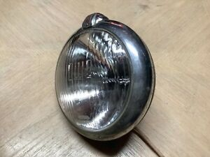 Vintage 6 Volt Driving Lamp Old Truck Automobile Lite Unity Model S 4 Spot Light