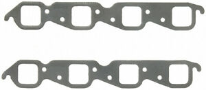 Fel pro 1410 Exhaust Manifold Header Gasket Fits Small Block Chevy