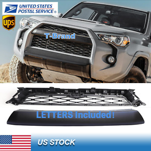 4 Runner Trd Profront Bumper Grille Replacement 2pcs For 2014 2019