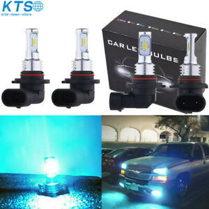 4x Combo 9005 9006 Led Headlight Bulbs Kit High Low Beam Genuine 35w 8000k Us