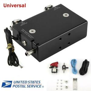 Dual Stage Electronic Adjustable Car Turbo Boost Controller Kit Universal Usa