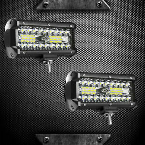 6inch Led Work Light Bar Fog Lamp For Jeep Cherokee Xj 2000 Jeep Wrangler