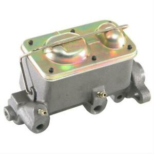 Summit Racing Master Cylinder Cast Iron 1 000 In Bore Dual Bowl Each