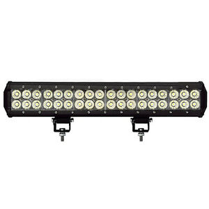 20 High Power 36 Led Stud Mount Light Bar Work Off Road Suv 4wd Truck Fits Jeep