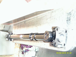 New Fj80 Toyota Land Cruiser Lexus Lx450 Front Or Rear Driveshaft Driveline