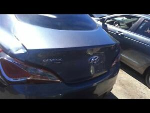 Trunk hatch tailgate Coupe Without Spoiler Fits 09 16 Genesis 13844313