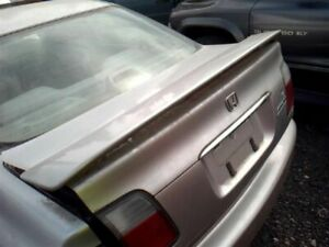 Trunk hatch tailgate Sedan With Spoiler Fits 96 97 Accord 10897355