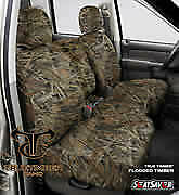 Seatsaver Seat Protector 2005 Fits Nissan Titan Front 40 True Timber Flood