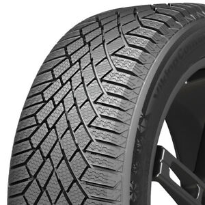 2 New Continental Vikingcontact 7 215 55r17 98t Xl studless Winter Tires