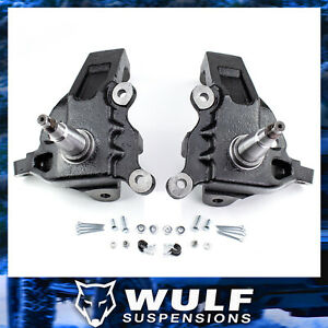 3 5 Front Lift Spindle Lift Kit For 1997 2002 Ford Expedition 2wd