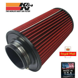 Universal K n Air Filter 76mm Racing 3 Inch Kn Cold Air Intake Filter Kit