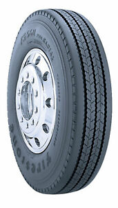 4 New Firestone Fs560 Plus 255 70r22 5 Load H 16 Ply Front Commercial Tires