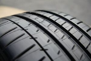 Michelin Pilot Super Sport 255 40r18 Zr 99y Xl High Performance Tire