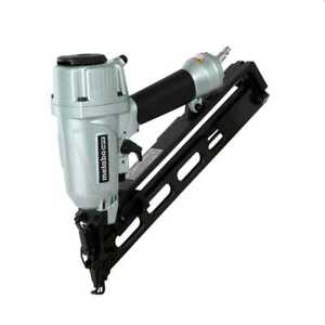 Metabo hpt Nt65ma4m 2 1 2 15 gauge Angled Finish Nailer With Air Duster New