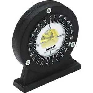 Empire 361 2 Small Angle Magnetic Protractor 2x