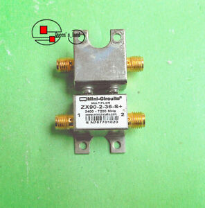 1 Mini circuits Zx90 2 36 s Out 3400 7200mhz Doubler Frequency Multiplier