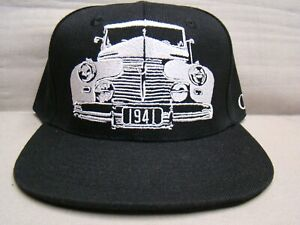 1941 Chevy Hat 41 Sedan Delivery Hat 41 Chevy Convertible Master Deluxe Special