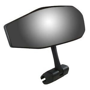 Cipa Mirrors 01609 Vision 180 Degree Boat Mirror W Aluminum Mounting Bracket