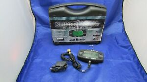 Jb Industries Supernova Dv 41 Digital Micron Gauge With Case And Ac Adapter