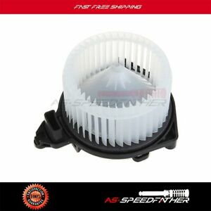 Hvac Heater Blower Motor W Fan Cage For Toyota Tacoma Pickup Truck 2005 2015