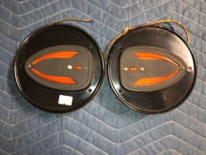 Nos Pair Griffin Arrow Turn Signals Lights Truck Car New Old Bus Van Hot Rat Rod