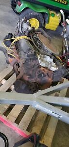 460 Ford Engine Complete With 2 5 Ton Axles