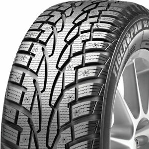 2 New 195 65r15 91t Uniroyal Tiger Paw Ice Snow 3 195 65 15 Tires