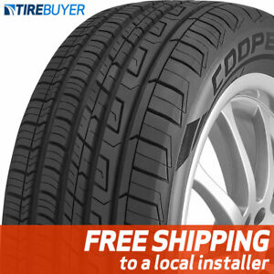 2 New 235 45r17 94h Cooper Cs5 Ultra Touring 235 45 17 Tires