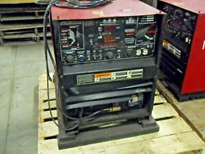 Lincoln Idealarc Tig 300 300 Ac dc Arc Welder Single Phase 208 230 460 V