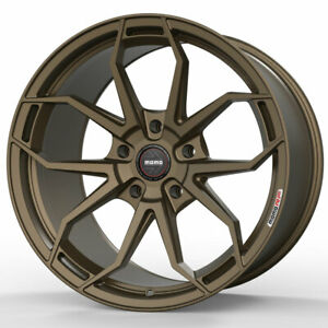 20 Momo Rf 5c Bronze 20x9 Forged Concave Wheels Rims Fits Jeep Liberty