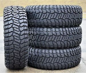 4 New Patriot R T Lt 285 65r18 Load E 10 Ply R T Rugged Terrain Tires