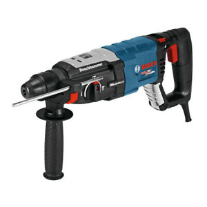 Bosch 8 5 A 1 1 8in Bulldog Max Rotary Hammer Gbh2 28l rt Certified Refurbished