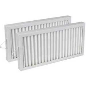 Jet 414705 1 Pair Replacement Filters For 414700 Dust Collector