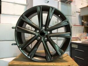 17 4 Brand New Set Gunmetal Fsport Style Rims Wheels Fits Lexus 5x114 3 5x4 5
