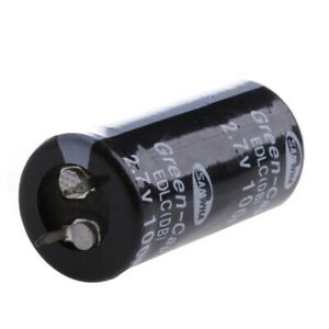 2pcs Super Capacitor 2 7v 100f Ultra Farad