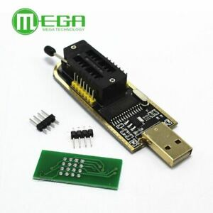 10set Ch341a 24 25 Series Flash Bios Usb Programmer With Software