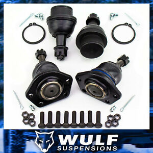 Lowering Control Arm Ball Joint Kit For 2007 2014 Chevy Silverado Gmc Sierra 2wd