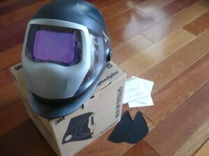 3m Speedglas 9100xxsw Darkening Welding Helmet W side Windows hornell Speedglass