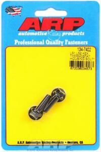 Arp Thermostat Housing Bolts Black Oxide Hex Chevy Small Block Ls1 Ls6 Kit