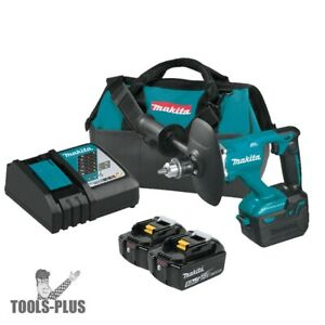 Makita Xtu02t 18v Lxt Lithium ion Brushless Cordless Mixer 5 0ah Kit New