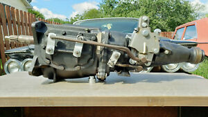 Hurst Shifter Competition 60 61 62 63 64 65 Ford Galaxie Fairlane T10 4 Speed