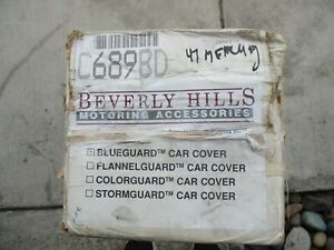 Beverly Hills Car Cover For 1942 1948 Ford Mercury Convertible Coupe S
