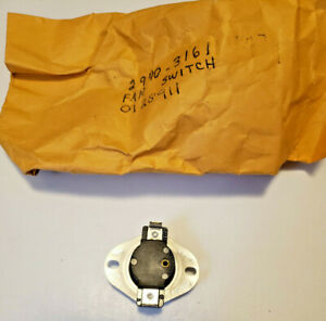 Nos York Controls Fan And Limit Switch 2940 3161 105 Open 120 Close