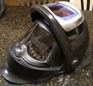 3m Speedglas 9100fx Welding Helmet With 9100xxi Lens